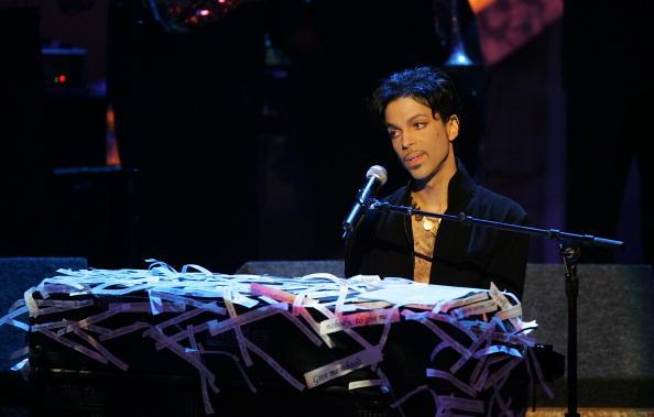 Prince's favorite meal was spaghetti and orange juice.