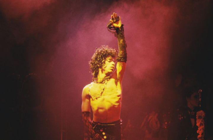 1985, Los Angeles, Prince