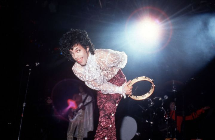 """Prince scrapped his 1987 album """"The Black Album"""" just days before its release."""