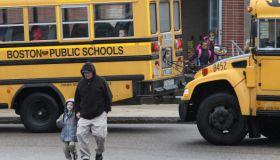 Beethoven School In West Roxbury
