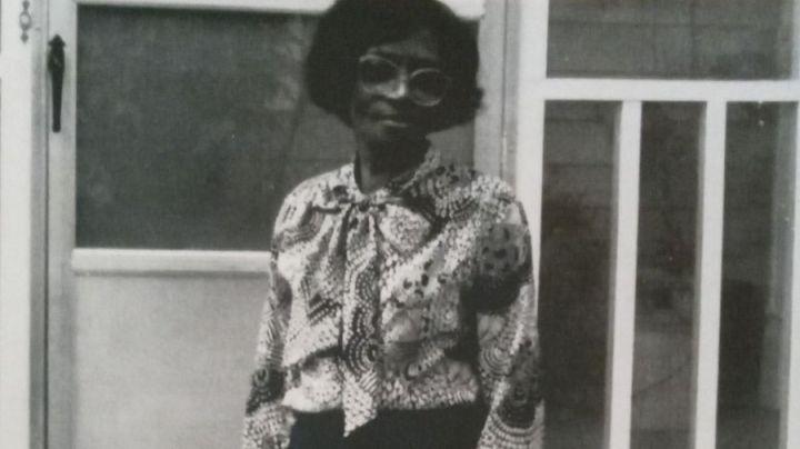 Martha White, civil rights activist, 99