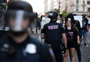 George Floyd protests - Washington, DC