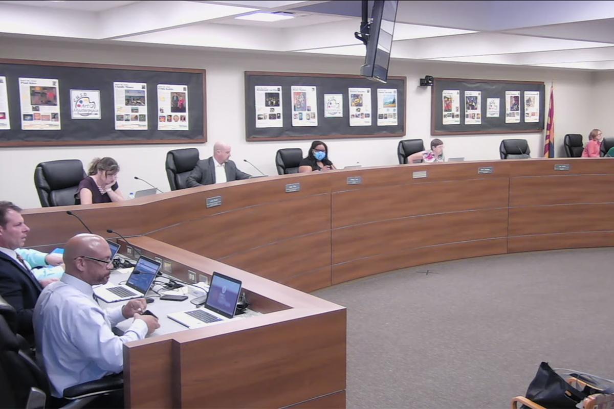 Critical Race Theory Used To Attack Black Arizona School Board Member