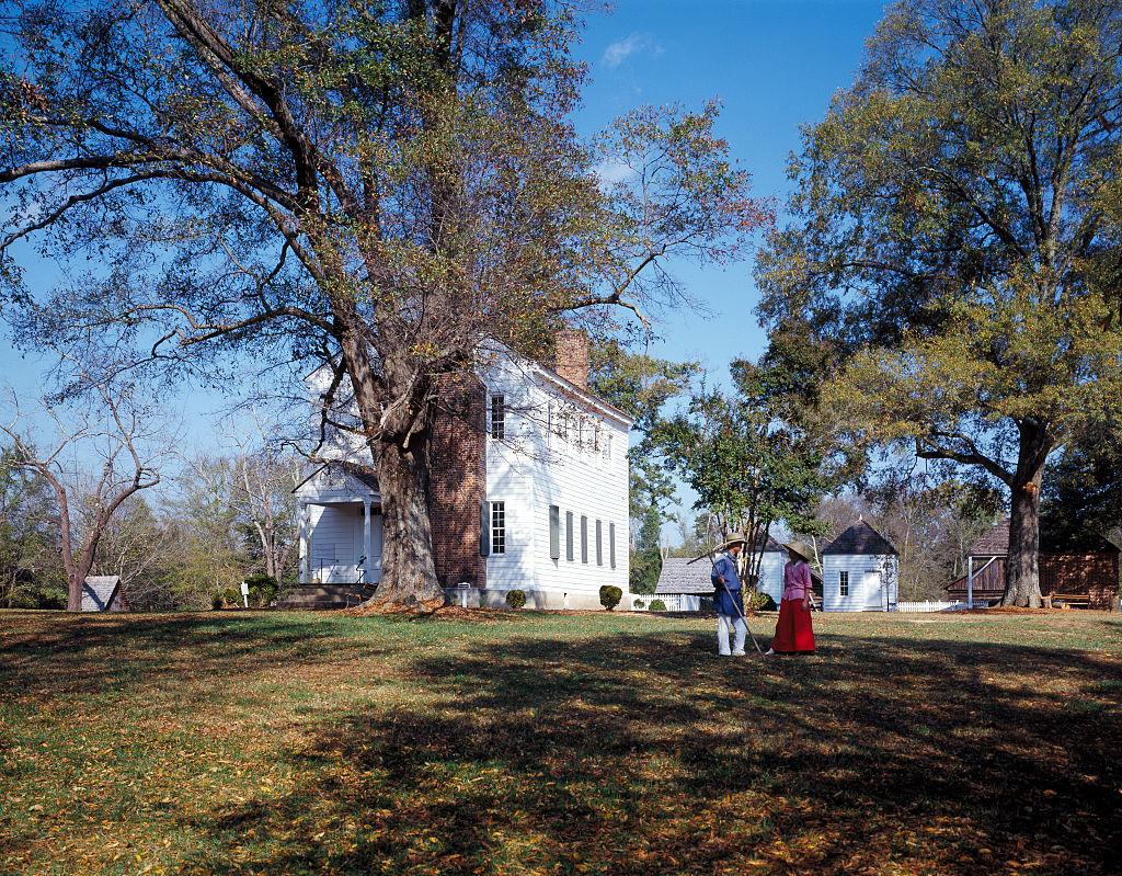 Latta Plantation, Huntersville, North Carolina