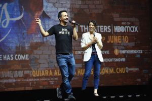 "Lin-Manuel Miranda & Quiara Alegria Hudes Present A Free Community Screening Of ""In The Heights"""