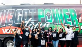 Black Voters Matter Freedom Bus Tour