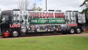Black Voters Matter Bus caravan