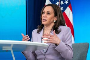 Vice President Harris Holds Listening Session With Advocates On Voting Rights