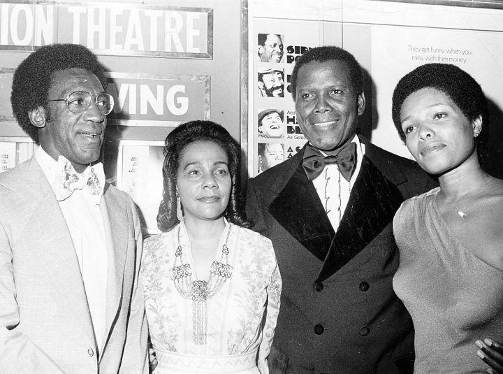 Coretta Scott King, Bill Cosby
