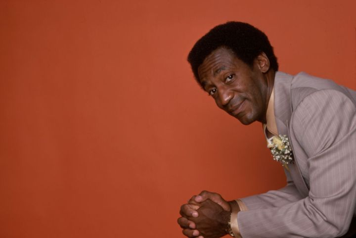 Bill Cosby Promotional Photo For 'Cos'