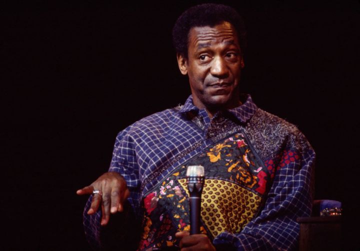 Bill Cosby Onstage At Radio City