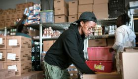Community Care At Local Food Bank