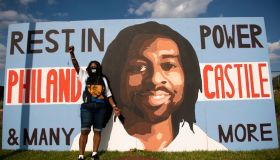 Memorial And Vigil Held On Anniversary Of Philando Castile Killing By Police Officer