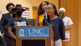 UNC Black Student Movement
