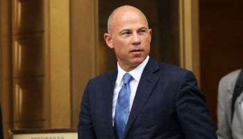 Attorney Michael Avenatti Appears In Court For Hearing In Case Accusing Him Of Stealing Funds From Stormy Daniels