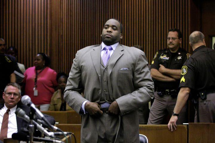 Detroit Mayor Jailed Over Violation Of His Bond
