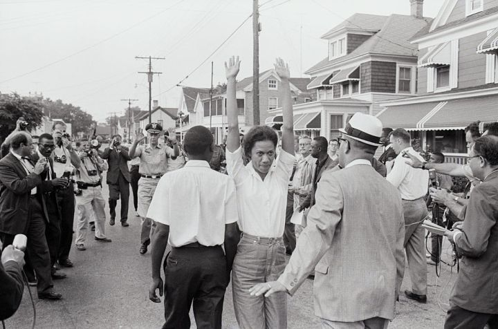 Gloria Richardson, civil rights pioneer, 99