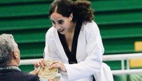 Aliyah Shipman, Taekwondo star