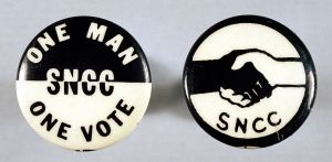SNCC Buttons