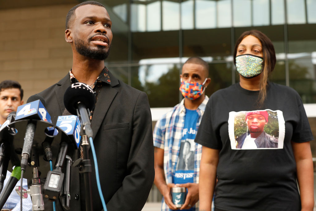 Survivors, family members of victims, and their attorneys will hold a press conference and media availability at 8 a.m. on Tuesday, July 13 ahead of the start of the federal criminal trial for Ed Buck. The press conference will take place in front of the U