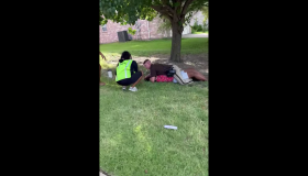 Forney, Texas police brutality video