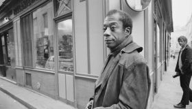 American Writer James Baldwin