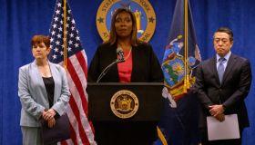 New York Attorney General Letitia James Makes Major Announcement