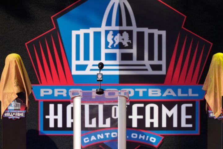 NFL: AUG 07 HOF Class of 2020 Enshrinement