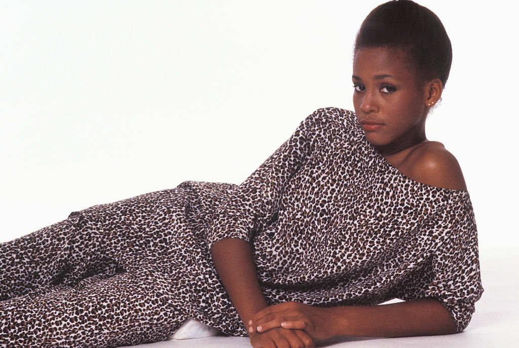 Whitney Houston in 1980