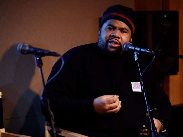 Chucky Thompson - GRAMMY Professional Development Event with Urban Songwriters/Producers