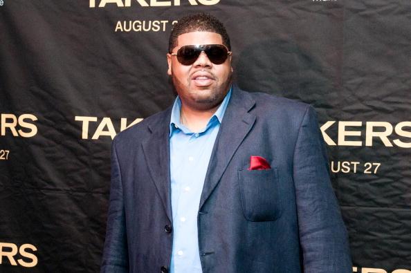 Chucky Thompson, music producer, 53