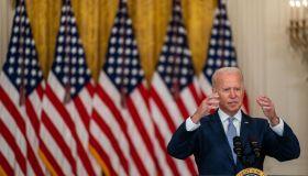 President Joe Biden delivers remarks on lowering Prescription Drug Prices