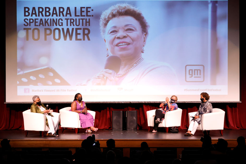"""Truth To Power - Barbara Lee Speaks To Me"" Screening - 2021 Martha's Vineyard Film Festival"