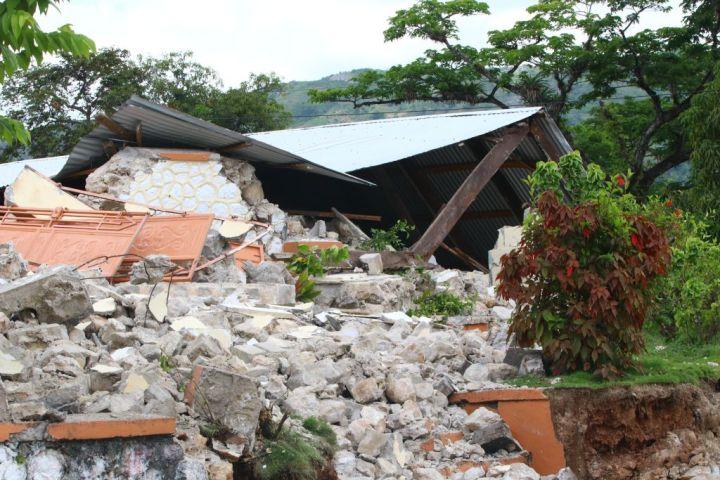 TOPSHOT-HAITI-EARTHQUAKE