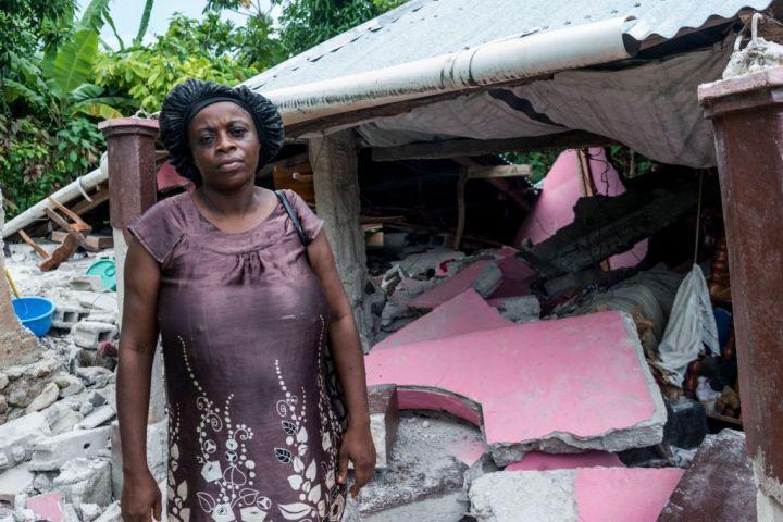 HAITI-EARTHQUAAKE