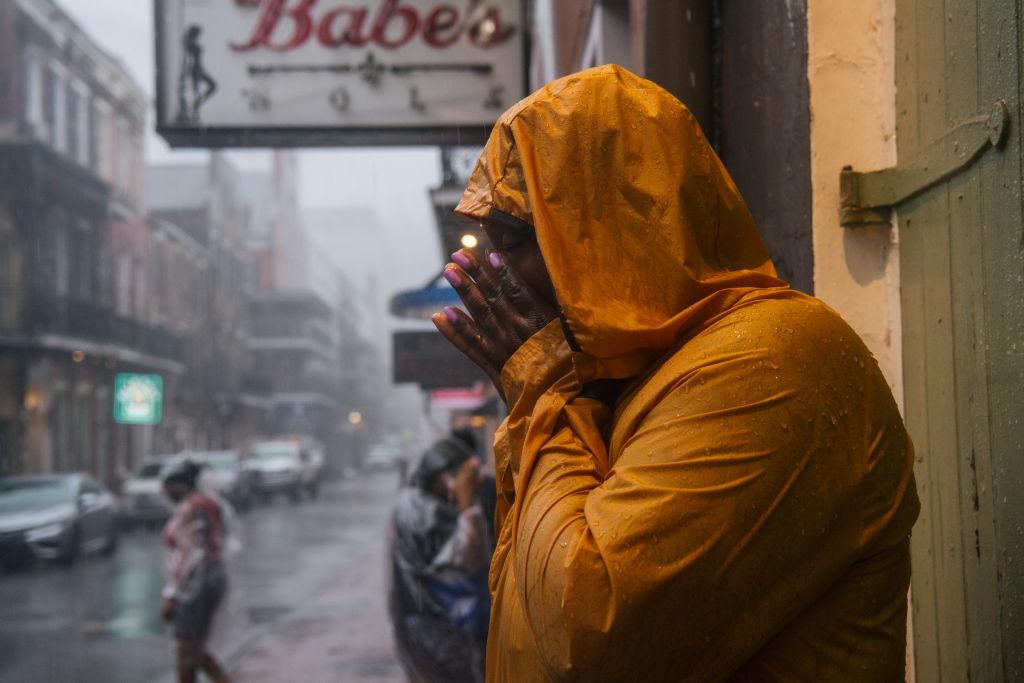 Hurricane Ida Bears Down On Louisiana As A Major Storm