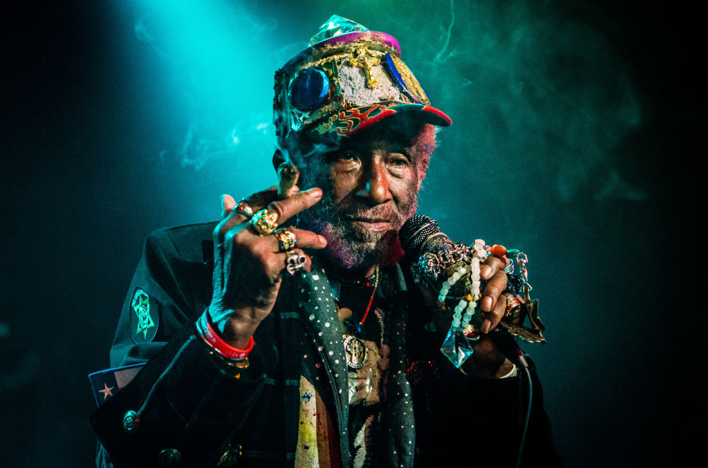 Lee Scratch Perry 2018
