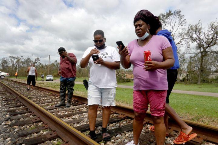 Hurricane Ida Makes Landfall In Louisiana Leaving Devastation In Its Wake