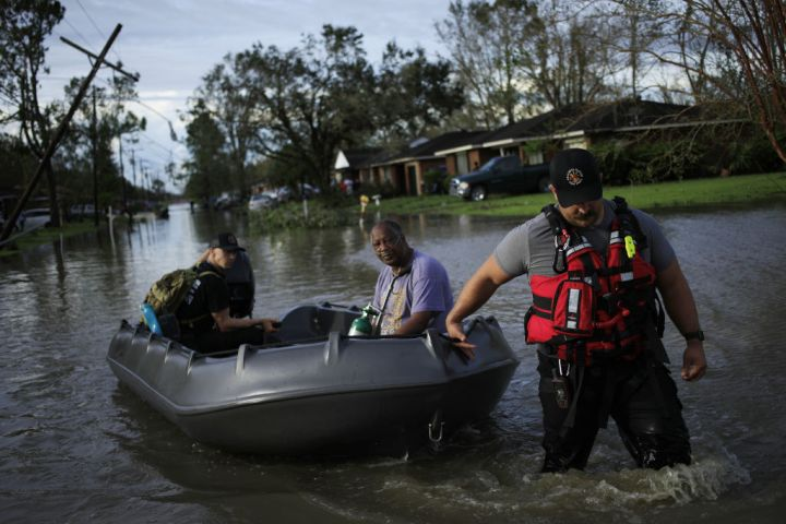 Ida Batters Louisiana, Cutting Off All Power For New Orleans