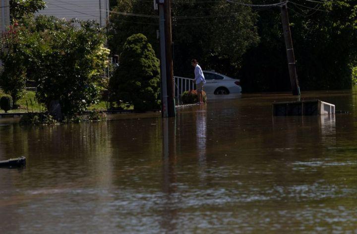 Hurricane Ida Floods In NYC