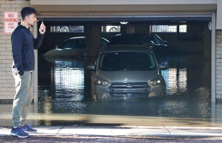 Remnants Of Hurricane Ida Move Through Northeast Causing Widespread Flooding