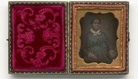 Daguerreotype Of Rhoda Phillips