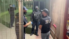 Proud Boys leader Enrique Tarrio turns himself in to DC jail