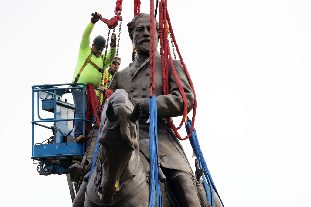 City Of Richmond Plans To Take Down Statue Of Confederate General Robert E. Lee