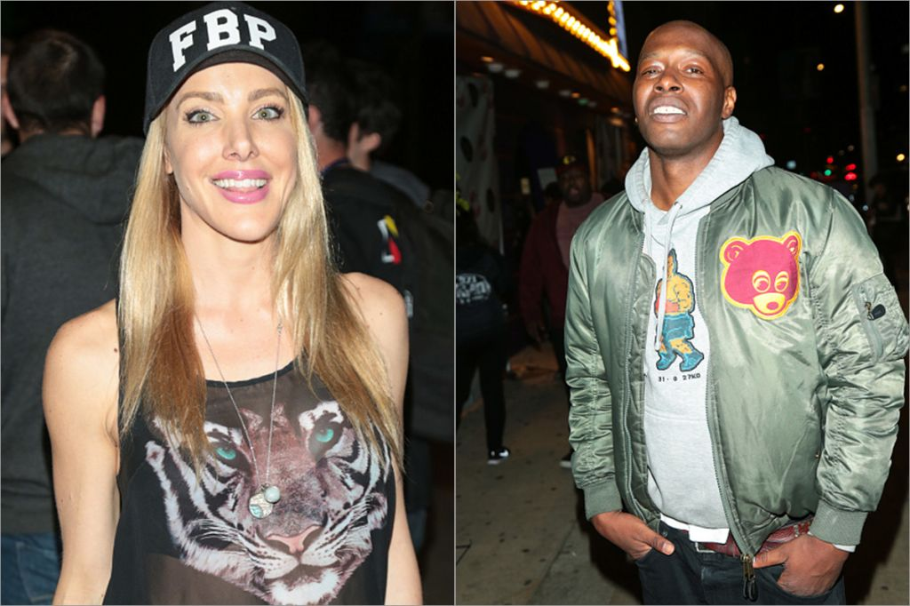 Kate Quigley and Fuquan Johnson