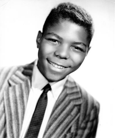 Photo of Frankie Lymon and Teenagers