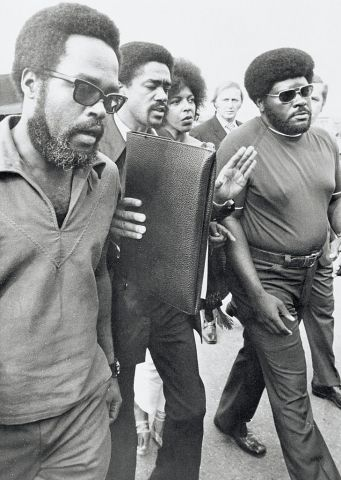 Black Panther Bobby Seale