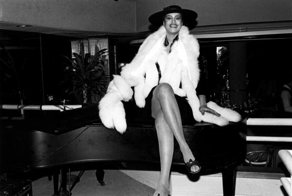 Phyllis Hyman, singer