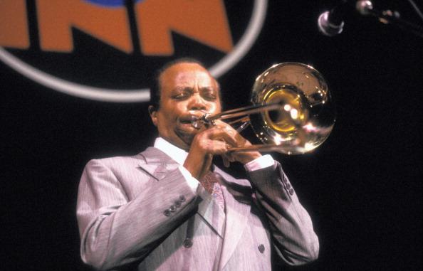 J.J. Johnson, trombonist