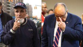 Rudy Giuliani - From Sept. 11 hero to Jan. 6 zero